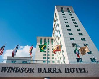 Windsor Barra Hotel - Río de Janeiro - Edificio