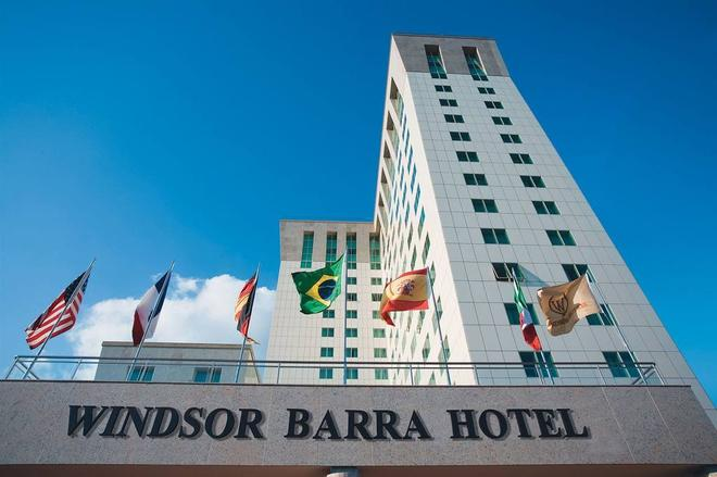 Windsor Barra Hotel - Rio de Janeiro - Building