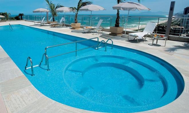 Windsor Barra Hotel - Rio de Janeiro - Pool