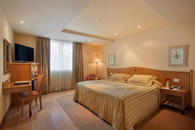 溫莎芭拉酒店 - 里約熱內盧 - 里約熱內盧 - 臥室