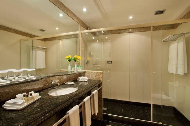 溫莎芭拉酒店 - 里約熱內盧 - 里約熱內盧 - 浴室