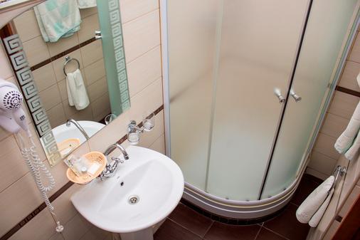 Tonika Hotel - Samara - Bathroom