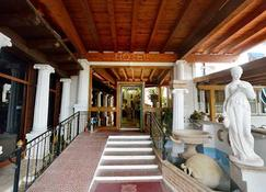Hotel Chopin - Fiumicino - Hotel entrance