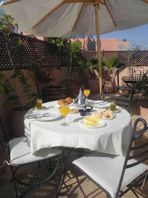 利雅得琳達酒店 - 馬拉喀什 - 馬拉喀什 - 飲食