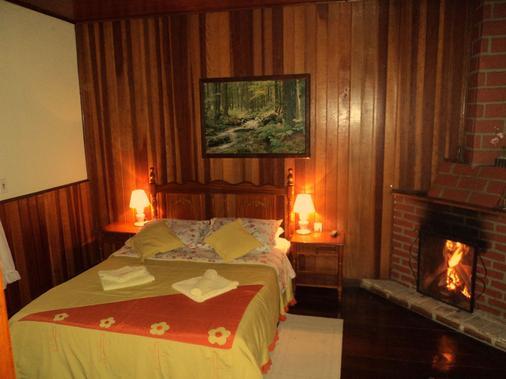 Pousada Recanto da Montanha - Visconde de Maua - Bedroom
