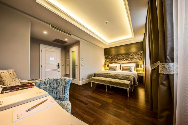 Prestige Hotel Budapest - Βουδαπέστη - Κρεβατοκάμαρα