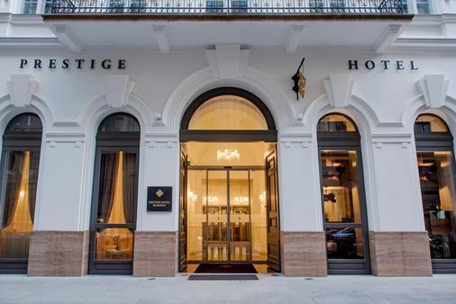 Prestige Hotel Budapest - Βουδαπέστη - Κτίριο