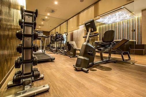 布達佩斯威望酒店 - 布達佩斯 - 布達佩斯 - 健身房