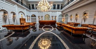 Prestige Hotel Budapest - בודפשט - טרקלין