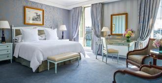 Four Seasons Hotel des Bergues Geneva - Geneve - Makuuhuone