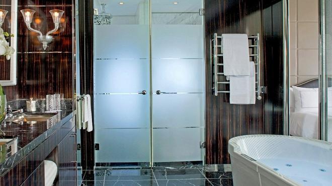 日內瓦貝爾格四季飯店 - 日內瓦 - 浴室