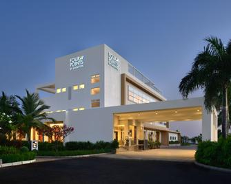 Four Points by Sheraton Mahabalipuram Resort and Convention Center - Mahabalipuram - Building