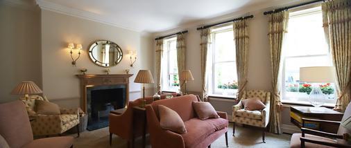 Durrants Hotel - London - Living room