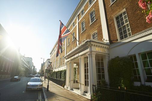 Durrants Hotel - Λονδίνο - Κτίριο