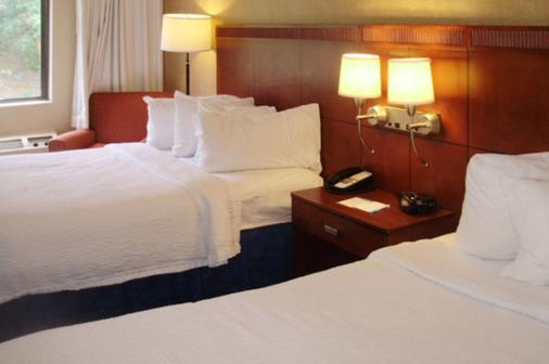 Quality Inn Boston-Revere - Revere - Bedroom