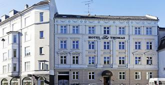 Hotel Sct. Thomas - Copenhague - Edificio