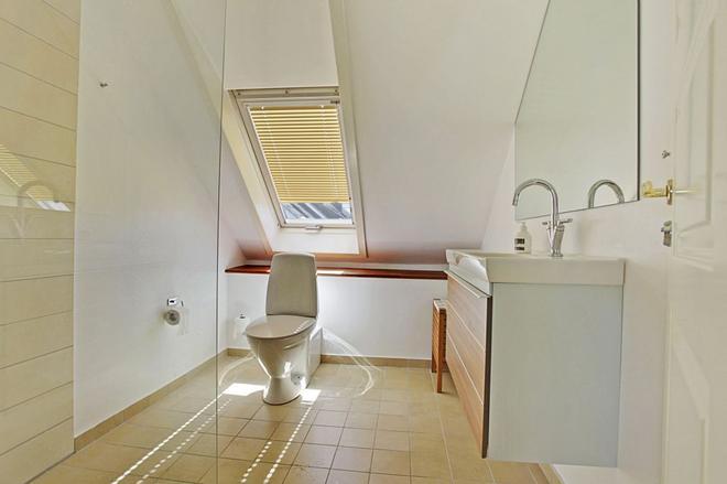 Hotel Sct. Thomas - Copenhagen - Phòng tắm