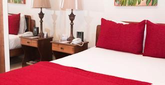ホテル ダン イン - サンホセ - 寝室