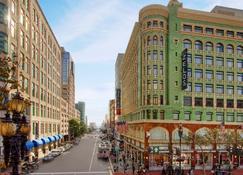 Hotel Zelos San Francisco - San Francisco - Bygning
