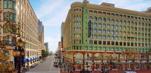 Hotel Zelos San Francisco - Сан-Франциско - Здание
