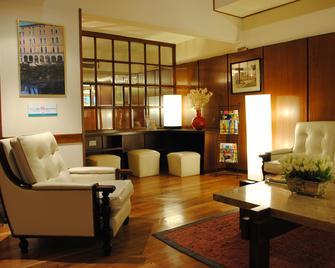 San Marco Hotel - La Plata - Lobby