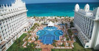 阿魯巴里尤宮酒店 - 努德 - 棕櫚灘 - 建築