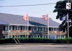 USA INN - Wells - Gebäude
