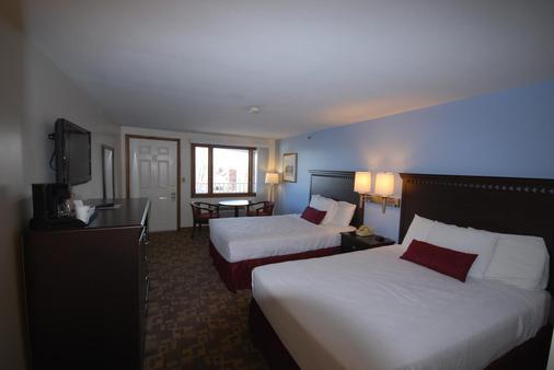USA INN - Wells - Schlafzimmer