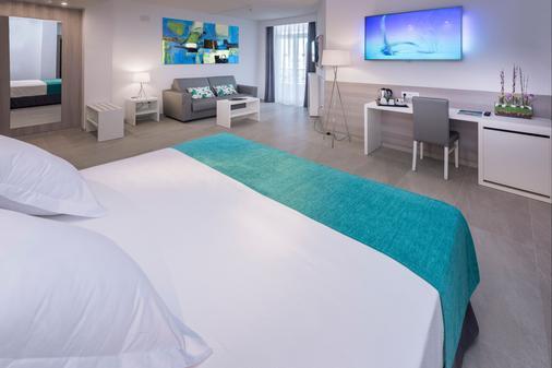 奧林巴斯宮酒店 - 沙洛 - 薩洛 - 臥室