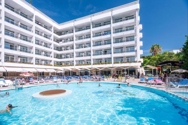 Olympus Palace - Khu nghỉ mát Salou - Bể bơi