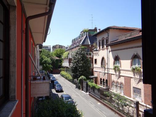 Hotel Amendola Fiera - Μιλάνο - Μπαλκόνι