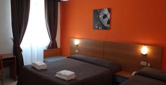 Hotel Amendola Fiera - Milano - Makuuhuone