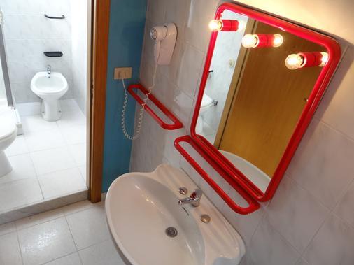 Hotel Amendola Fiera - Μιλάνο - Μπάνιο