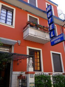 Hotel Amendola Fiera - Μιλάνο - Κτίριο