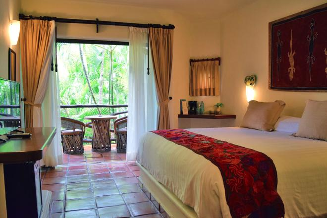 托圖加溫泉酒店 - 只招待成人入住 - 卡曼海灘 - 普拉亞卡門 - 臥室