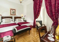 Hotel Nord Nuova Roma - Roma - Habitación