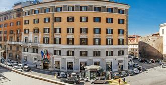 Hotel Nord Nuova Roma - Рим - Здание