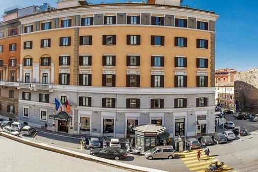 Hotel Nord Nuova Roma - Roma - Edificio