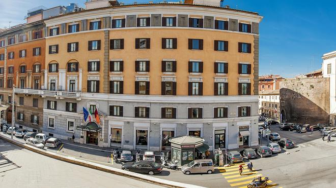 羅馬諾德諾瓦飯店 - 羅馬 - 建築