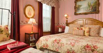Blue Dory Inn - Block Island - Bedroom