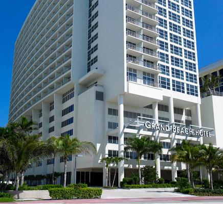 Grand Beach Hotel - Miami Beach - Rakennus