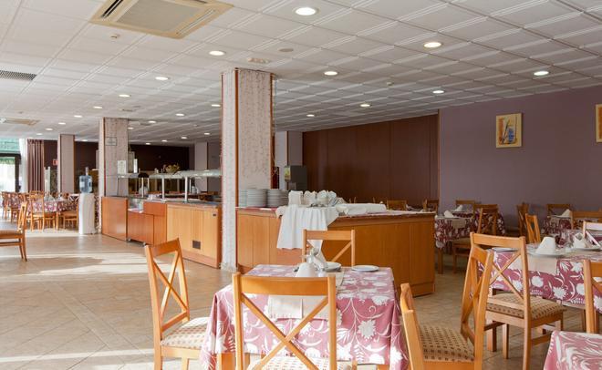 Hotel Andorra - Arona - Εστιατόριο