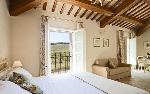 Borgo Conde Wine Resort - Forlì - Habitación