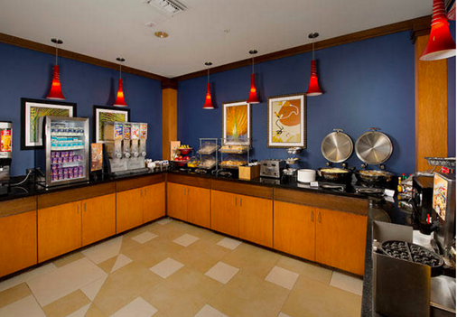 Fairfield Inn and Suites by Marriott Miami Airport South - Miami - Buffet