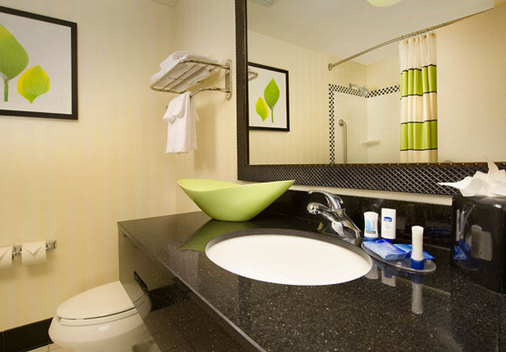 Fairfield Inn and Suites by Marriott Miami Airport South - Miami - Baño