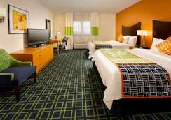 Fairfield Inn and Suites by Marriott Miami Airport South - Miami - Habitación