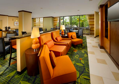 Fairfield Inn and Suites by Marriott Miami Airport South - Miami - Lobby