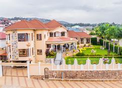 Mountain's View Hotel - Bujumbura - Building