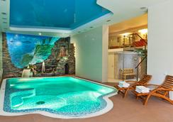 格蘭德霍爾酒店 - 葉卡捷琳堡 - Spa