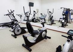 格蘭德霍爾酒店 - 葉卡特琳堡 - 健身房